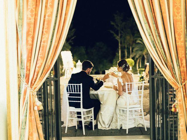 Il matrimonio di Vincenzo e Erika a Catania, Catania 53