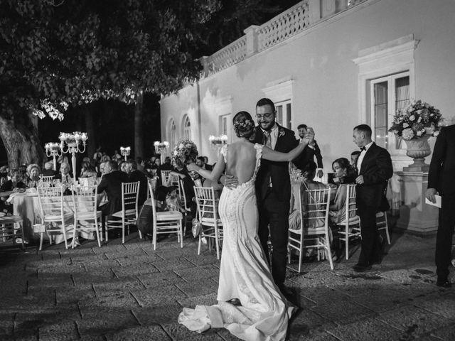 Il matrimonio di Vincenzo e Erika a Catania, Catania 56