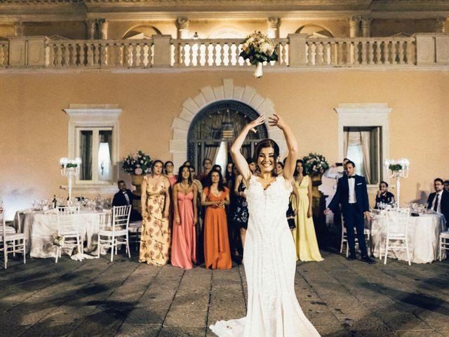 Il matrimonio di Vincenzo e Erika a Catania, Catania 57