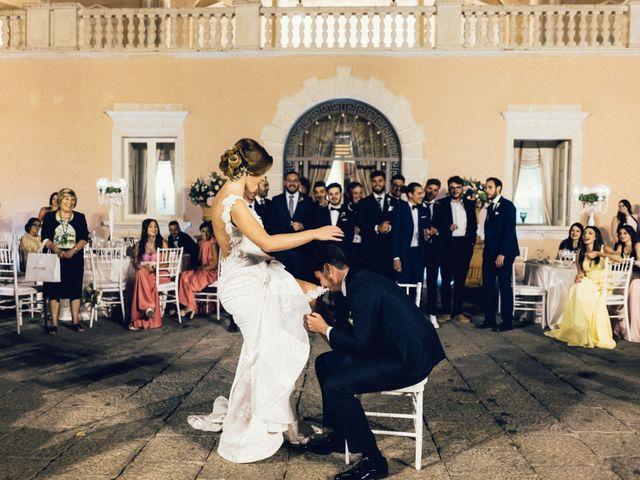 Il matrimonio di Vincenzo e Erika a Catania, Catania 58