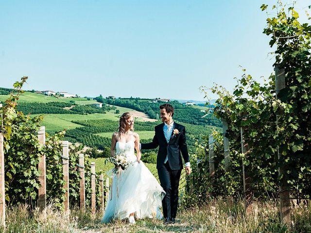Il matrimonio di Roberto e Alessia a Diano d'Alba, Cuneo 18