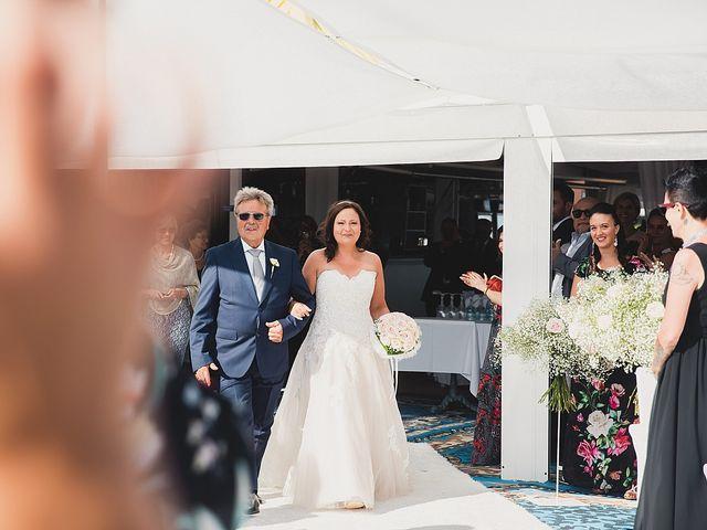 Il matrimonio di Nicola e Elisa a Cavallino-Treporti, Venezia 16
