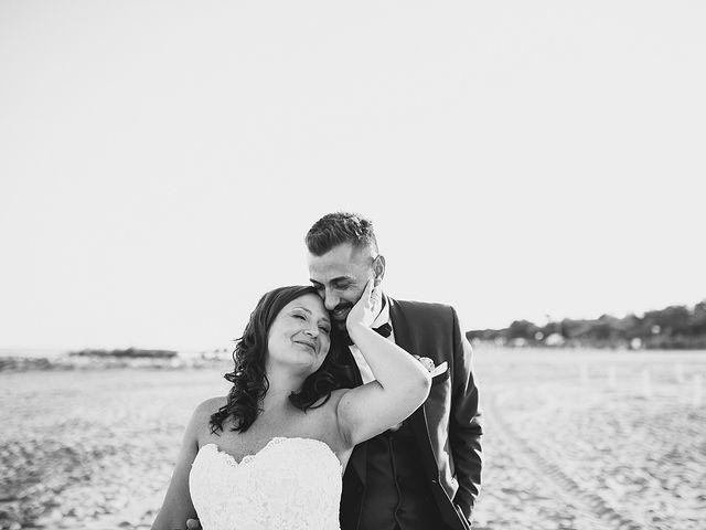 Il matrimonio di Nicola e Elisa a Cavallino-Treporti, Venezia 25