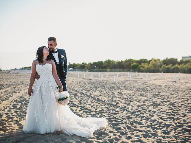 Il matrimonio di Nicola e Elisa a Cavallino-Treporti, Venezia 31