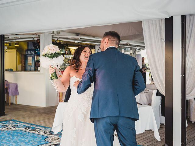Il matrimonio di Nicola e Elisa a Cavallino-Treporti, Venezia 37
