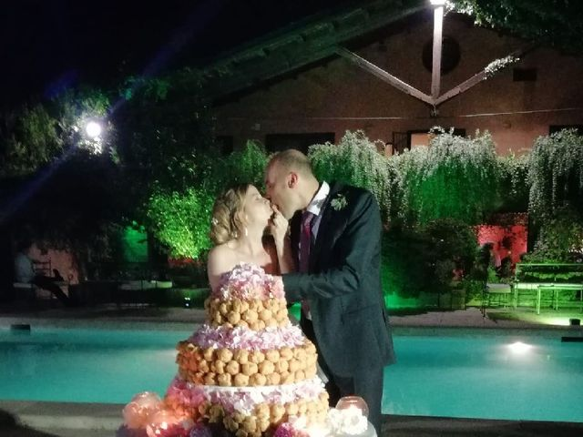 Il matrimonio di Manfredi e Letizia a Roma, Roma 4