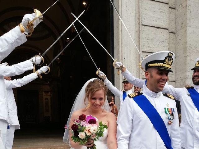 Il matrimonio di Manfredi e Letizia a Roma, Roma 9
