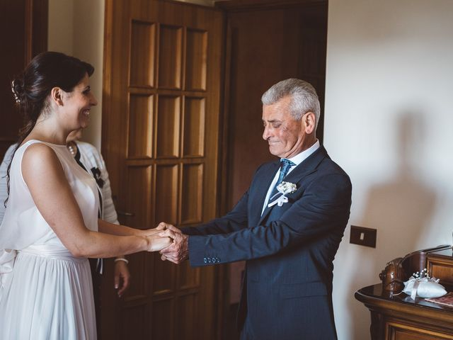 Il matrimonio di Fernando e Alessandra a Monte San Giovanni Campano, Frosinone 8