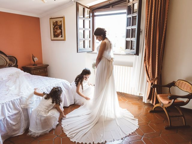 Il matrimonio di Fernando e Alessandra a Monte San Giovanni Campano, Frosinone 10