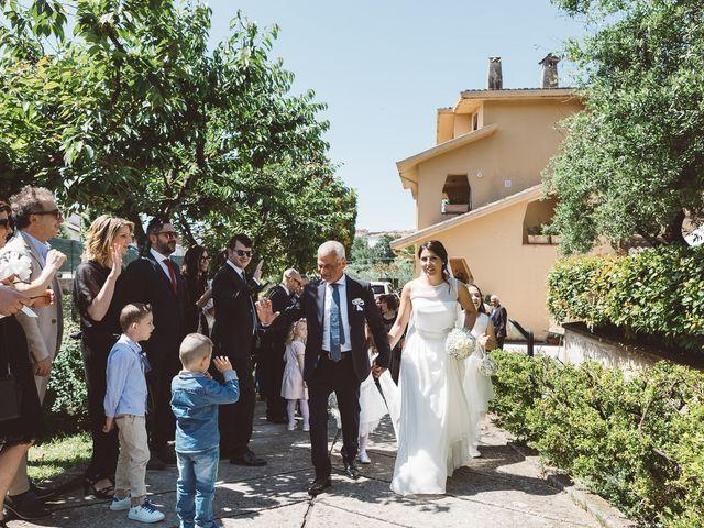 Il matrimonio di Fernando e Alessandra a Monte San Giovanni Campano, Frosinone 14