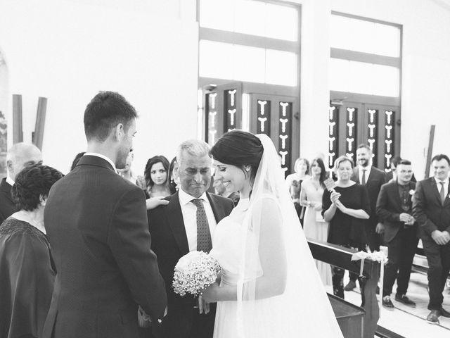 Il matrimonio di Fernando e Alessandra a Monte San Giovanni Campano, Frosinone 17
