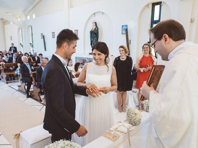 Il matrimonio di Fernando e Alessandra a Monte San Giovanni Campano, Frosinone 18