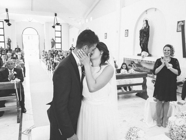Il matrimonio di Fernando e Alessandra a Monte San Giovanni Campano, Frosinone 19