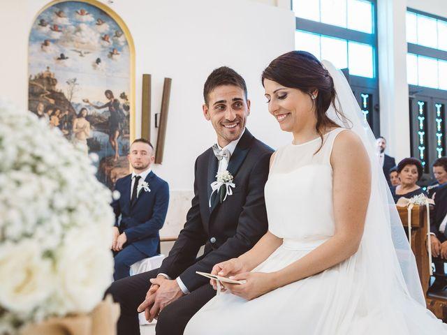 Il matrimonio di Fernando e Alessandra a Monte San Giovanni Campano, Frosinone 20