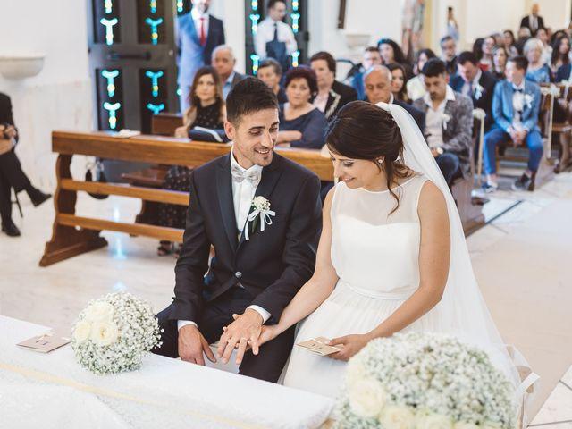 Il matrimonio di Fernando e Alessandra a Monte San Giovanni Campano, Frosinone 22