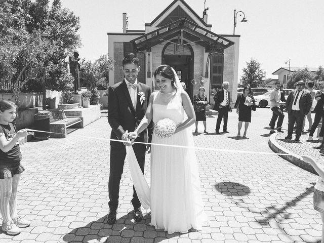 Il matrimonio di Fernando e Alessandra a Monte San Giovanni Campano, Frosinone 24