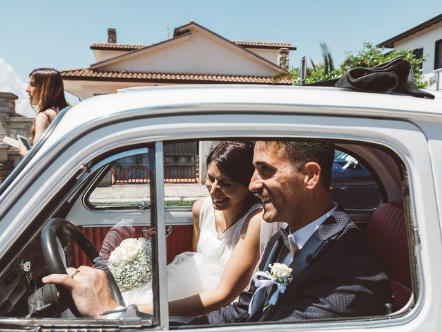 Il matrimonio di Fernando e Alessandra a Monte San Giovanni Campano, Frosinone 25