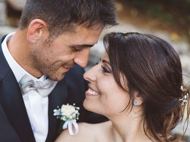 Le nozze di Alessandra e Fernando
