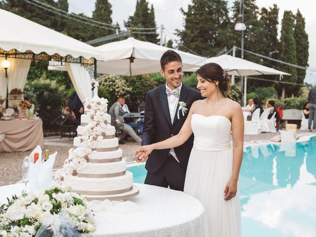 Il matrimonio di Fernando e Alessandra a Monte San Giovanni Campano, Frosinone 37