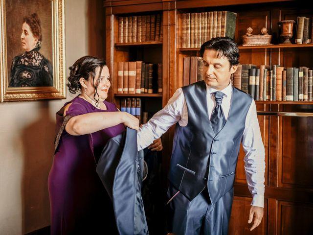 Il matrimonio di Davide e Michela a Stezzano, Bergamo 11