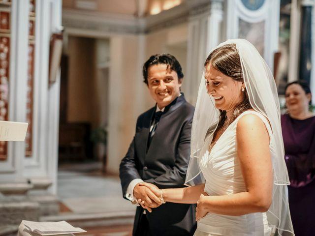 Il matrimonio di Davide e Michela a Stezzano, Bergamo 21