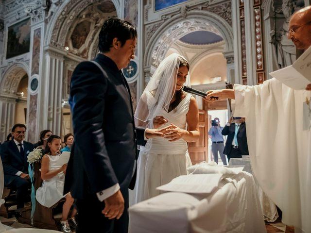 Il matrimonio di Davide e Michela a Stezzano, Bergamo 22