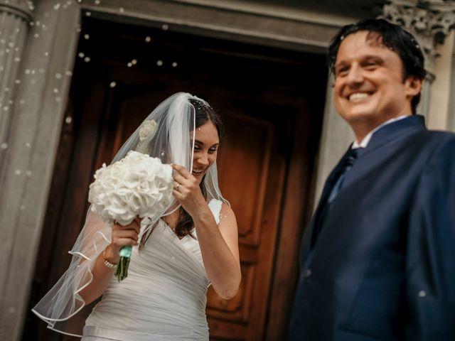 Il matrimonio di Davide e Michela a Stezzano, Bergamo 24