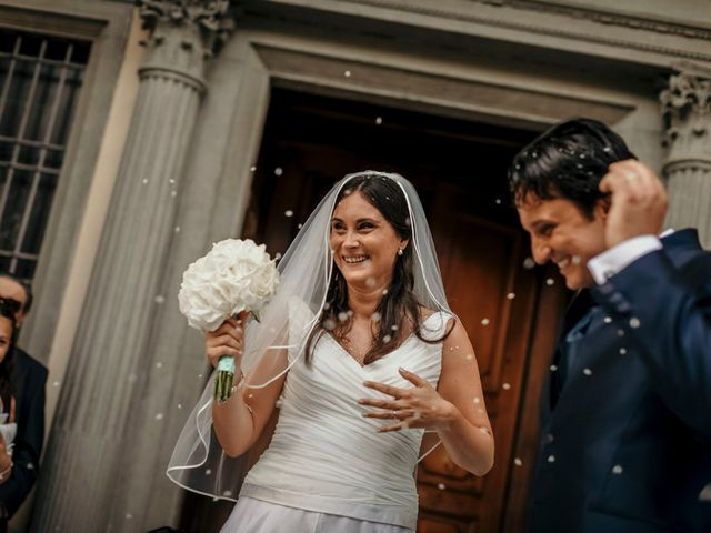 Il matrimonio di Davide e Michela a Stezzano, Bergamo 25