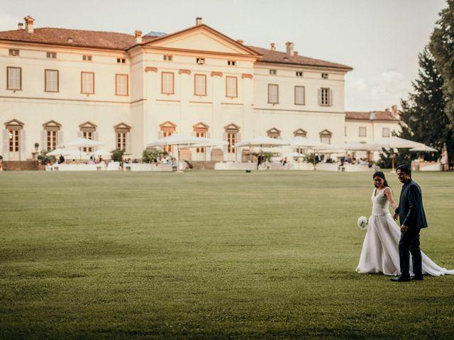Il matrimonio di Davide e Michela a Stezzano, Bergamo 33