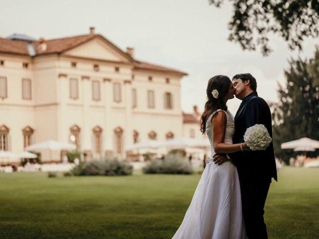 Il matrimonio di Davide e Michela a Stezzano, Bergamo 34