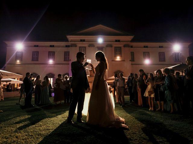 Il matrimonio di Davide e Michela a Stezzano, Bergamo 50