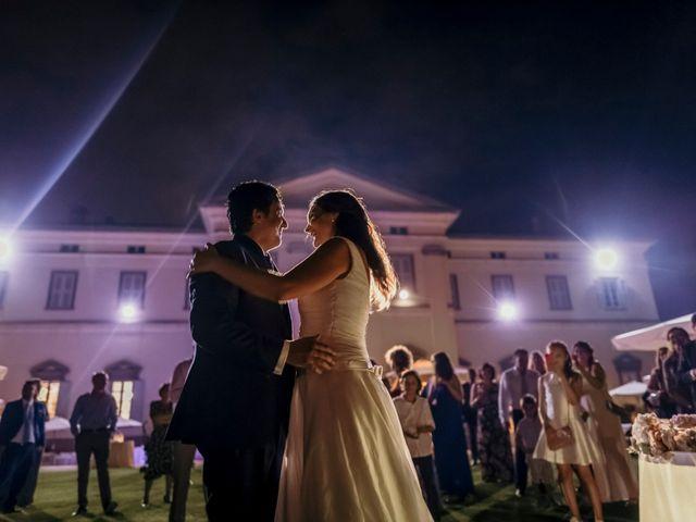 Il matrimonio di Davide e Michela a Stezzano, Bergamo 51