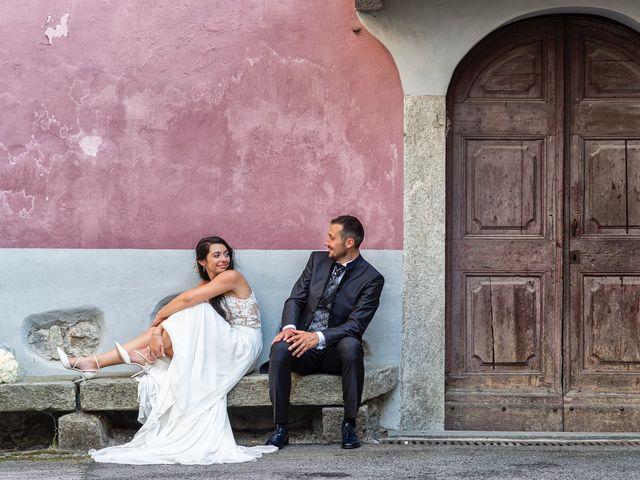 Le nozze di Deborah e Daniele
