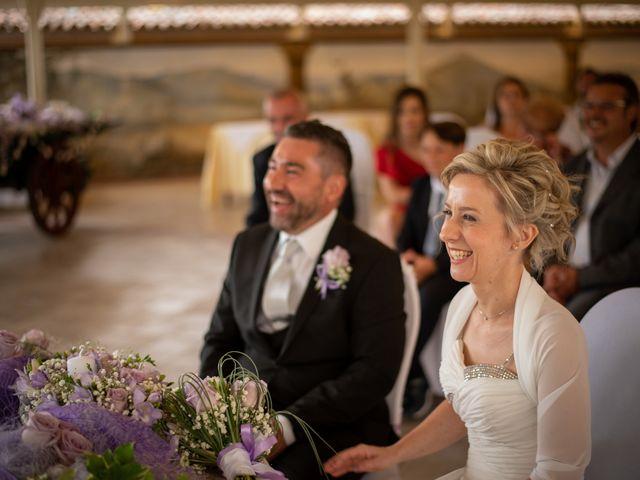 Il matrimonio di Massimiliano e Erika a Borgoratto Mormorolo, Pavia 1