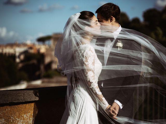 Le nozze di Zoe e Frederic