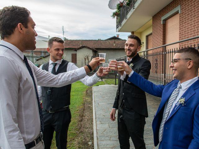 Il matrimonio di Luca e Dorothy a Cavour, Torino 27