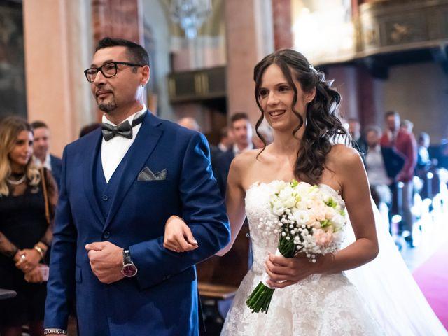 Il matrimonio di Luca e Dorothy a Cavour, Torino 31