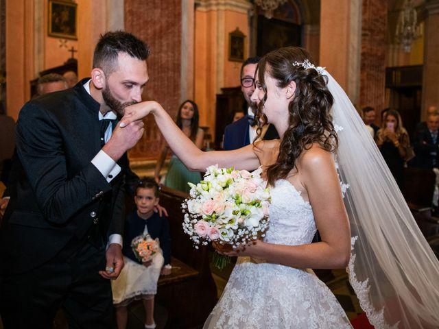 Il matrimonio di Luca e Dorothy a Cavour, Torino 32