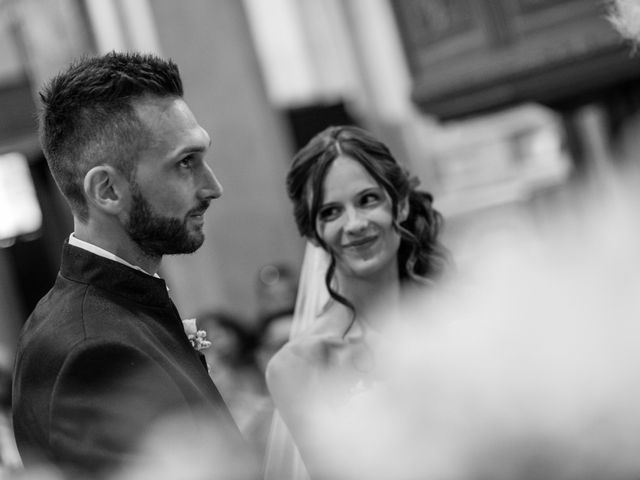 Il matrimonio di Luca e Dorothy a Cavour, Torino 34