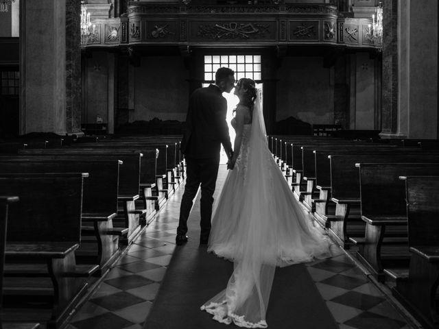 Il matrimonio di Luca e Dorothy a Cavour, Torino 39