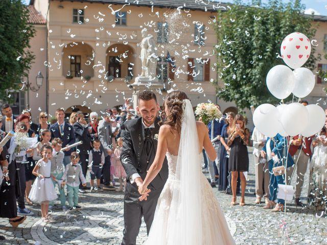Il matrimonio di Luca e Dorothy a Cavour, Torino 42