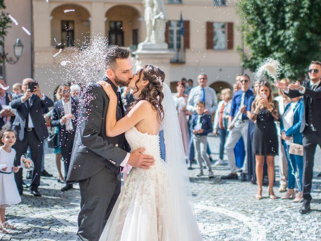 Il matrimonio di Luca e Dorothy a Cavour, Torino 43