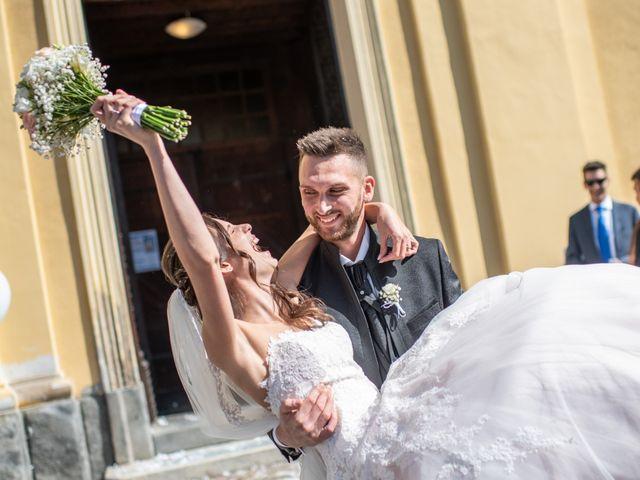 Il matrimonio di Luca e Dorothy a Cavour, Torino 44