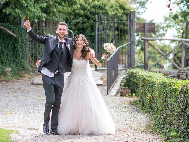 Il matrimonio di Luca e Dorothy a Cavour, Torino 49