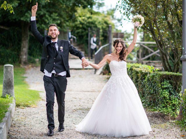 Il matrimonio di Luca e Dorothy a Cavour, Torino 50