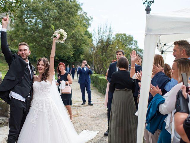 Il matrimonio di Luca e Dorothy a Cavour, Torino 51