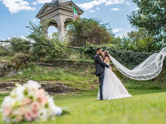 Il matrimonio di Luca e Dorothy a Cavour, Torino 53