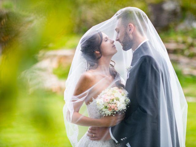 Il matrimonio di Luca e Dorothy a Cavour, Torino 2