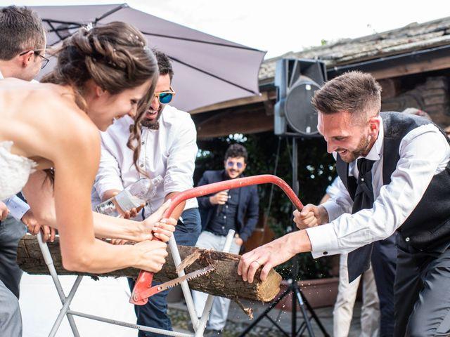 Il matrimonio di Luca e Dorothy a Cavour, Torino 68