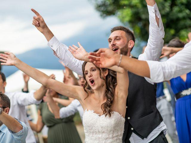 Il matrimonio di Luca e Dorothy a Cavour, Torino 72